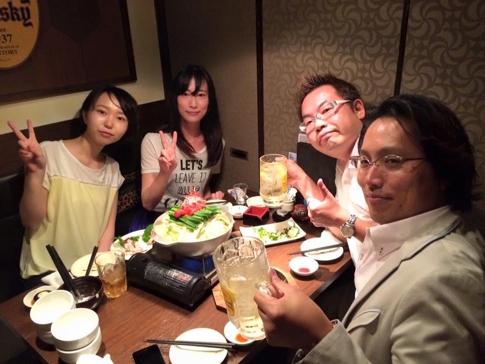 2015年6月16日、メンバーがひとり増えて4人になりました!