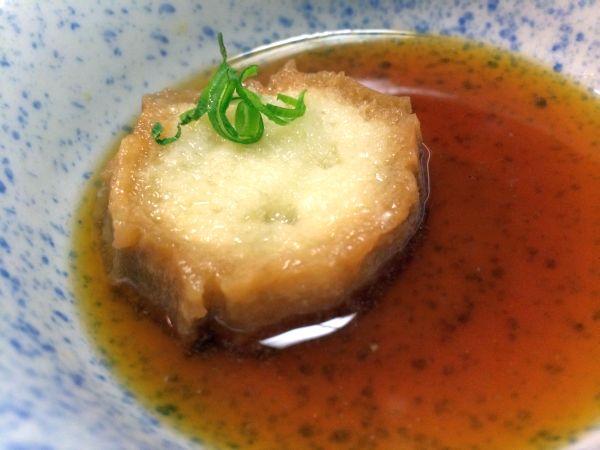 初めて食べた仙台麩。これはハマる!