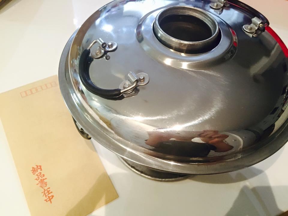 Amazonで念願のトムヤム鍋を購入