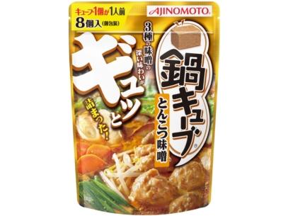 鍋キューブ とんこつ味噌。