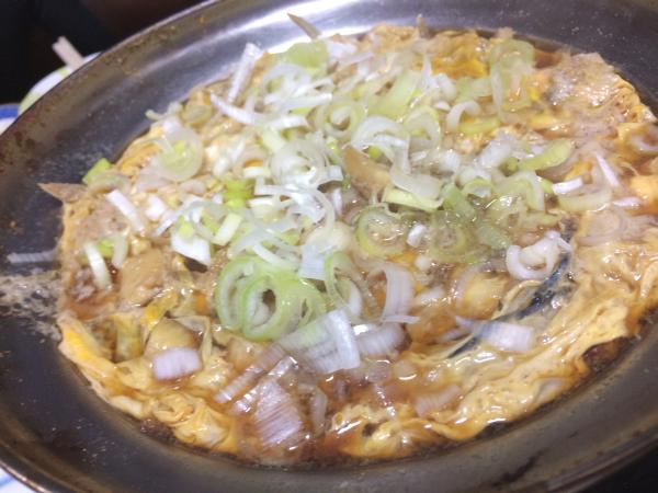 初体験の穴子鍋!これまた美味い!