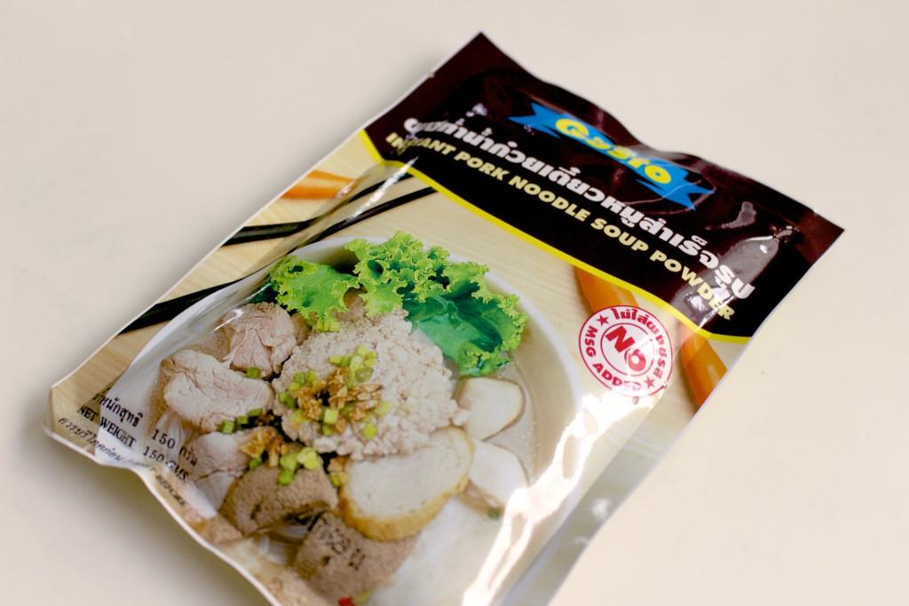 タイ食材屋でかった調味料