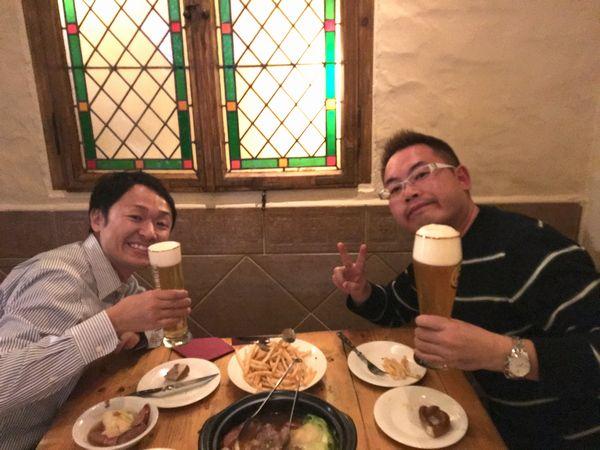 ドイツの鍋にはドイツのビールが合う!