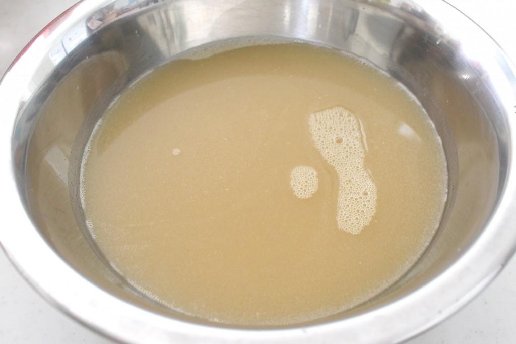 スープのできあがり!