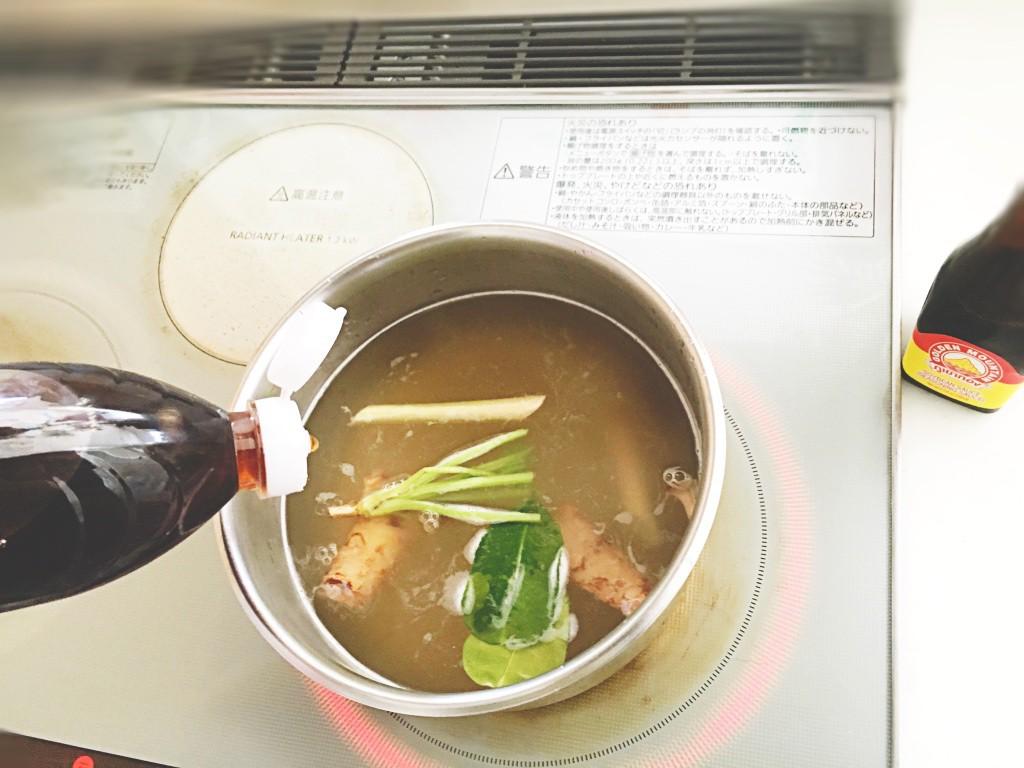 20-30分ほど煮立てて味を調える
