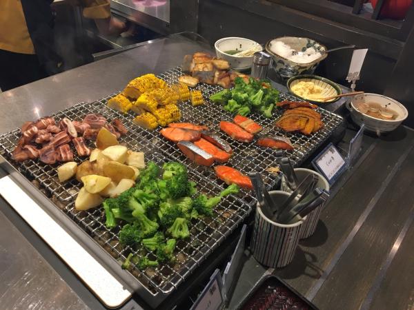 北海道BBQ。