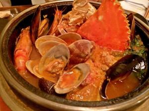 石焼イタリアン鍋