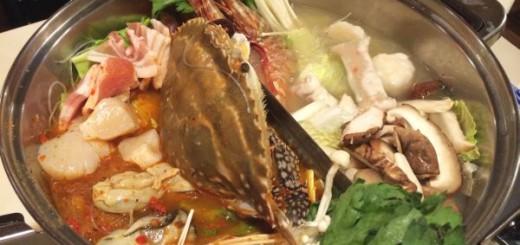 麻辣海鮮火鍋&沙茶火鍋