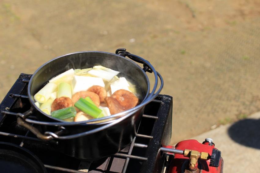 鍋Qの第壱鍋は「名状しがたい名無し」鍋