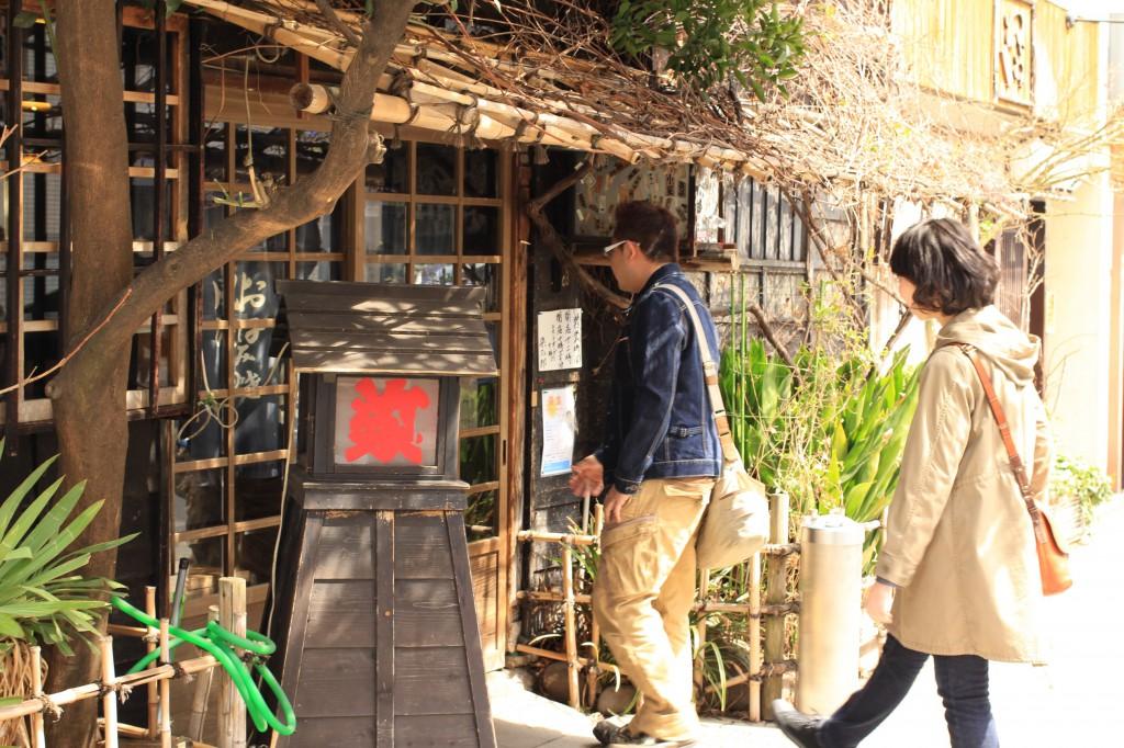田原町のお好み焼きともんじゃの老舗「染太郎」さん