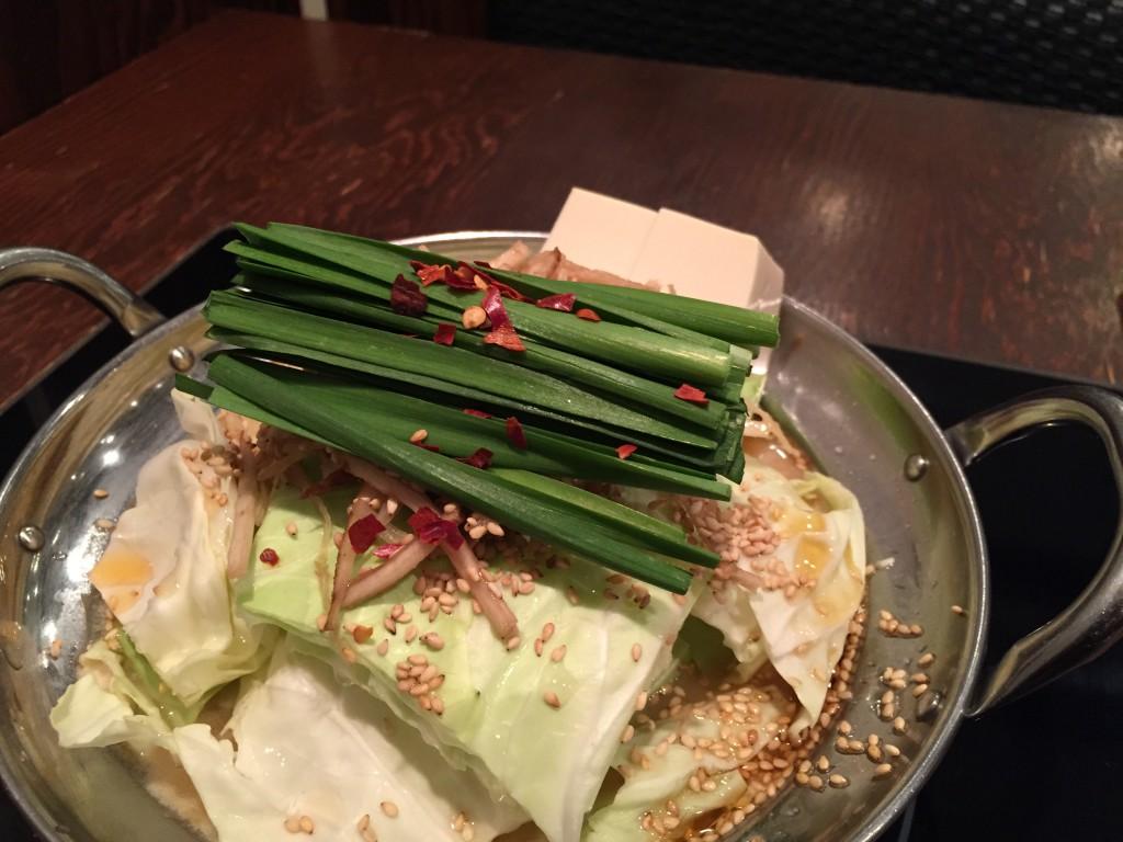野菜たっぷりが鍋のいいところのひとつ