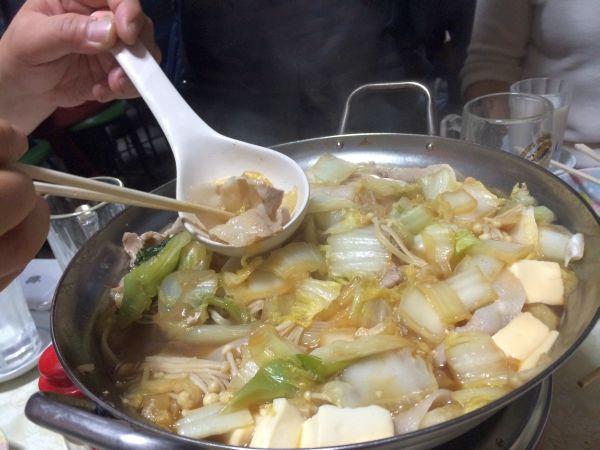 豚と白菜の組み合わせってなんでこんなにいいんだろう。