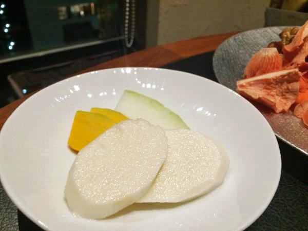 その後、山芋、冬瓜、カボチャを追加。