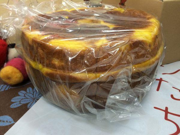 かぼちゃの鍋パン。