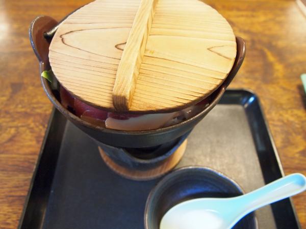 鉄鍋登場!