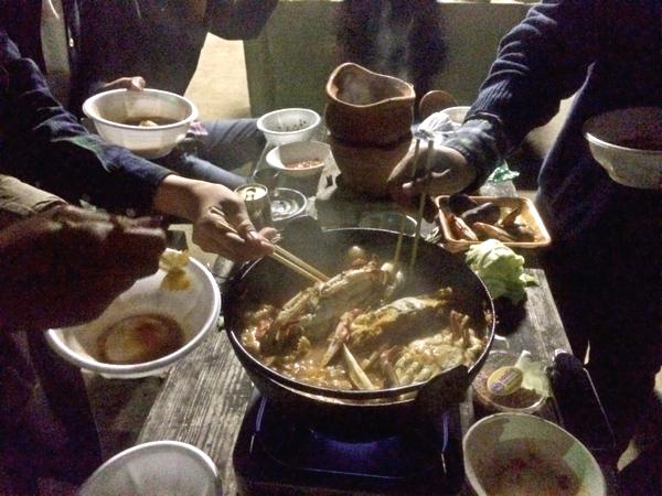 11月1日に開催した鍋Qから正式にジョイン。 実は過去何度か鍋、つつこ。にも登場しています。