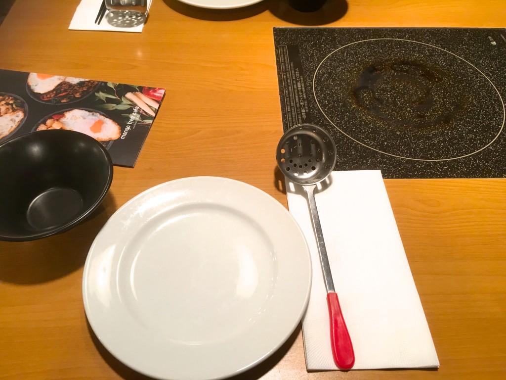じゃーん。(ちなみにタイ語でお皿のことはジャーンと言う)